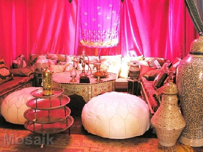 baby shower moroccan party