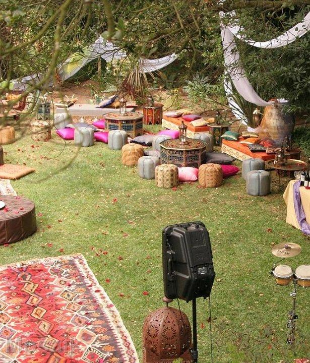 Bohemian Themed Event