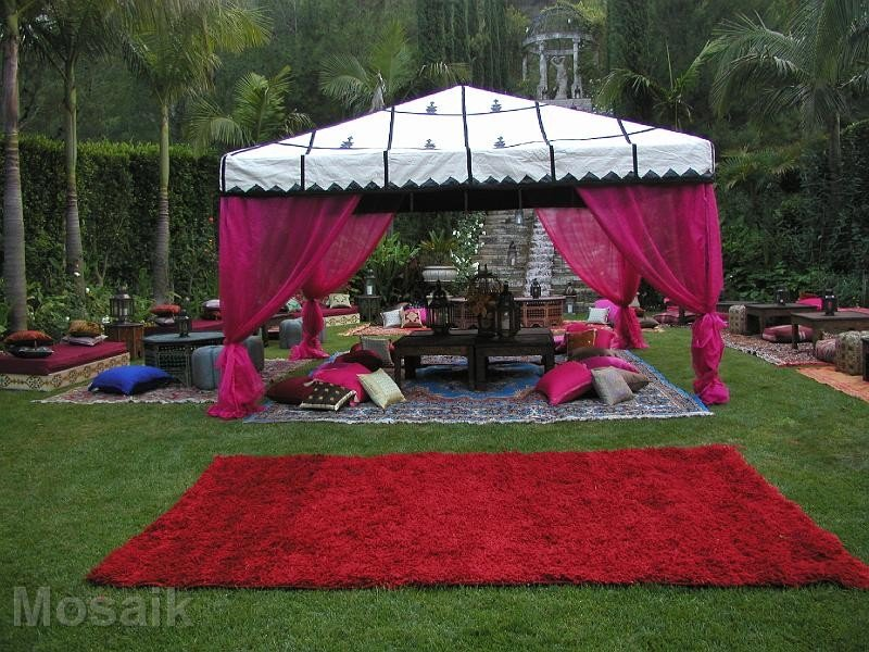 Sweet 16th Moroccan Party