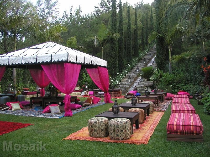 sweet16 moroccan birthday party